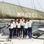 Vizag IFR 2016 for India's first solo circumnavigator Dilip Donde